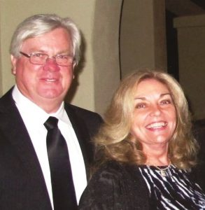 marie tuthill with dennis bradstreet