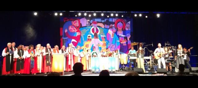 Opening Eucharist