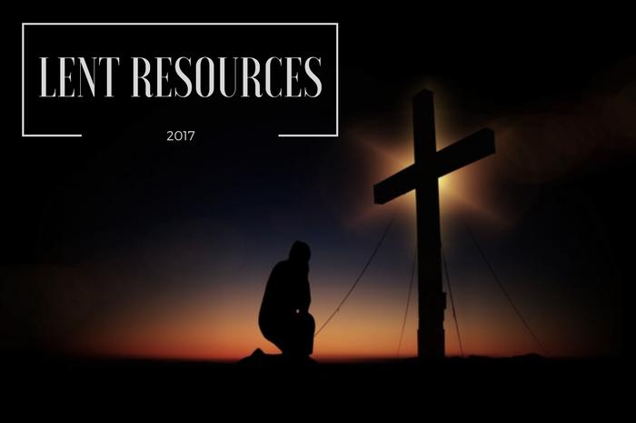 2017 lent resources