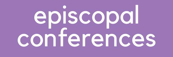 episcopal conferences! (3)