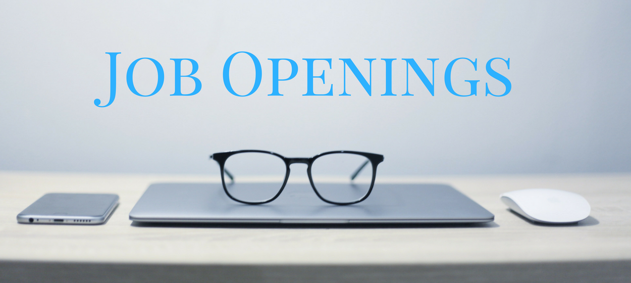Job Openings header