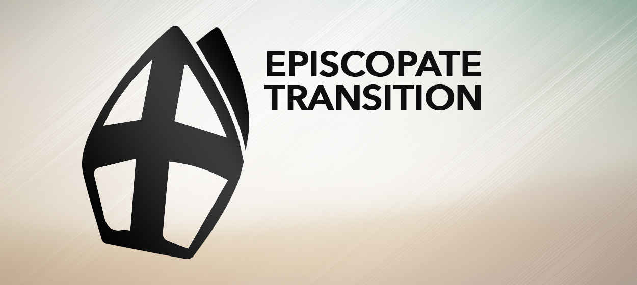 Episcopate Transition banner