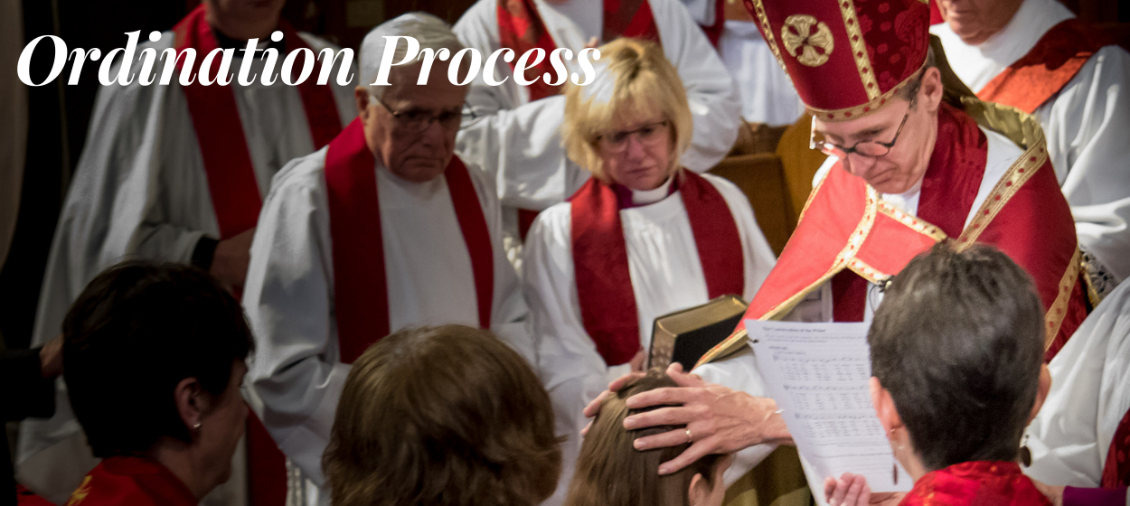 Commission on Ministry/Ordination Process ~ Click Here